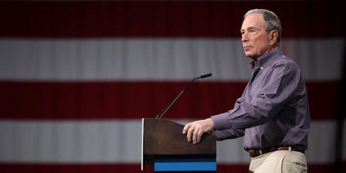 Michael Bloomberg Nevada Debate Jokes