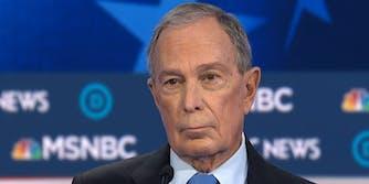 Michael Bloomberg Nevada Debate