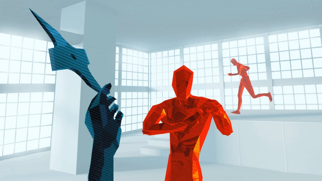 Oculus Quest Superhot VR