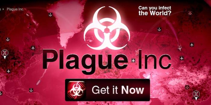 plague inc coronavirus game