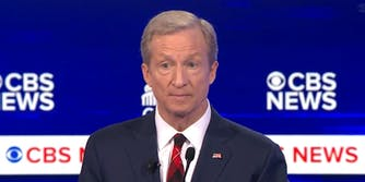Tom Steyer South Carolina Debate