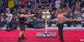 AEW Revolution live stream Chris Jericho vs Jon Moxley