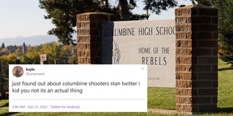 columbine high school shooters