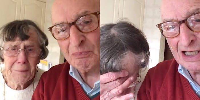 elderly influencers uk stolen purse