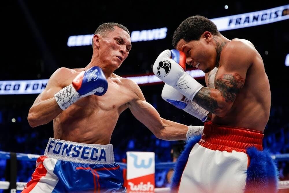 Francisco Fonseca vs. Ryan Garcia live stream DAZN