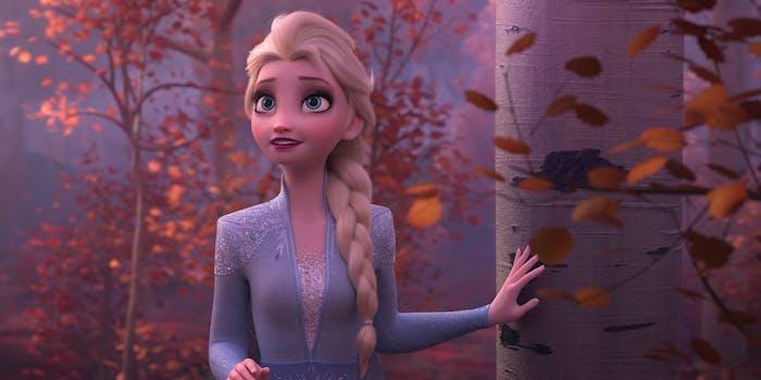 frozen 2 elsa eyes