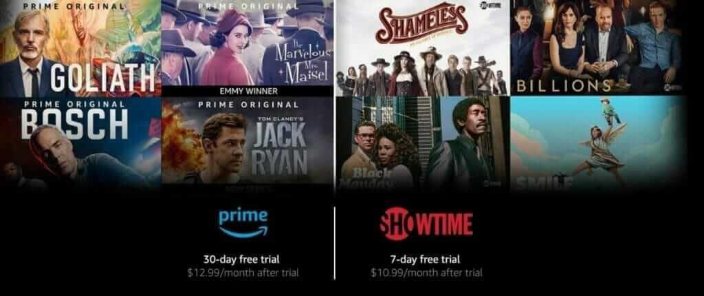 Gary Russell vs King Tug Nyambayar Showtime Amazon