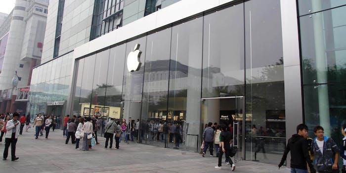 apple iPhone shortages coronavirus