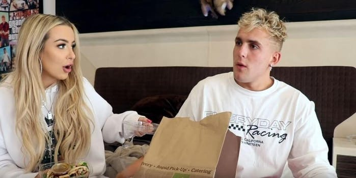 Jake Paul Tana Mongeau marriage worth