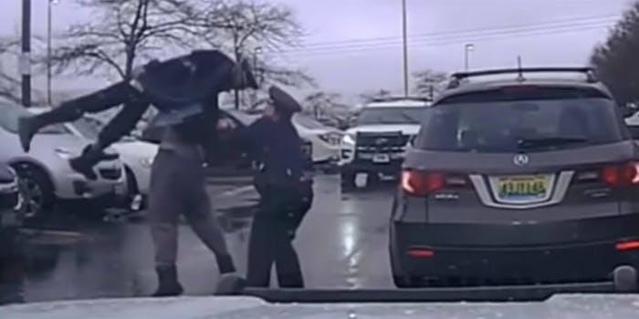 michael harris football player police arrest