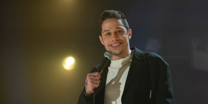 Pete Davidson Alive From New York