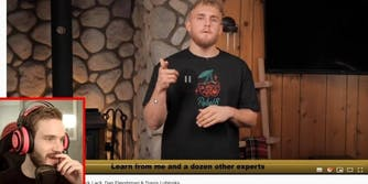 PewDiePie Jake Paul YouTube financial freedom movement