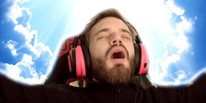 PewDiePie YouTube returns