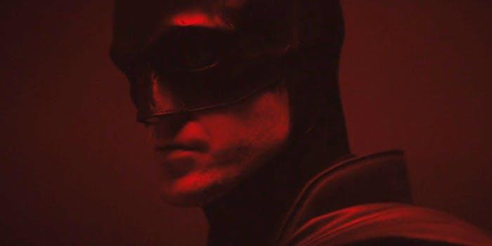 robert pattinson batman costume