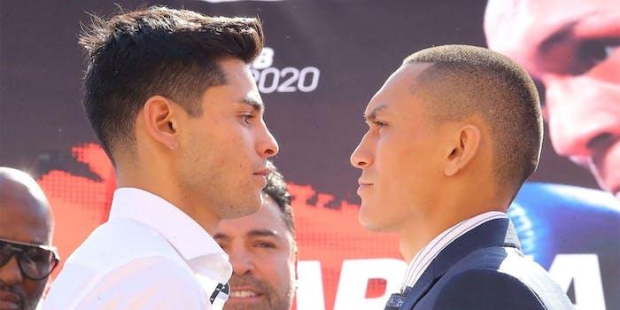 Ryan Garcia vs Francisco Fonseca live stream