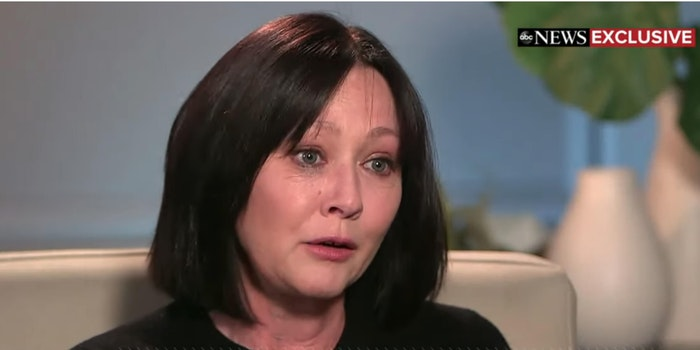 shannen doherty stage 4 breast cancer