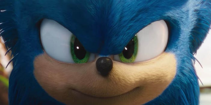sonic the hedgehog movie box office record