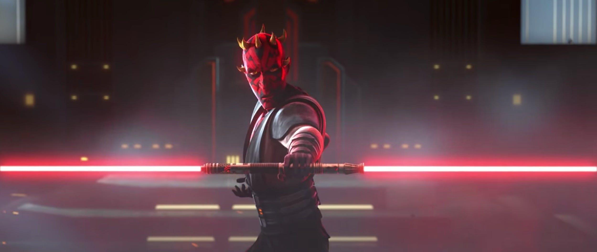 the clone wars guide maul