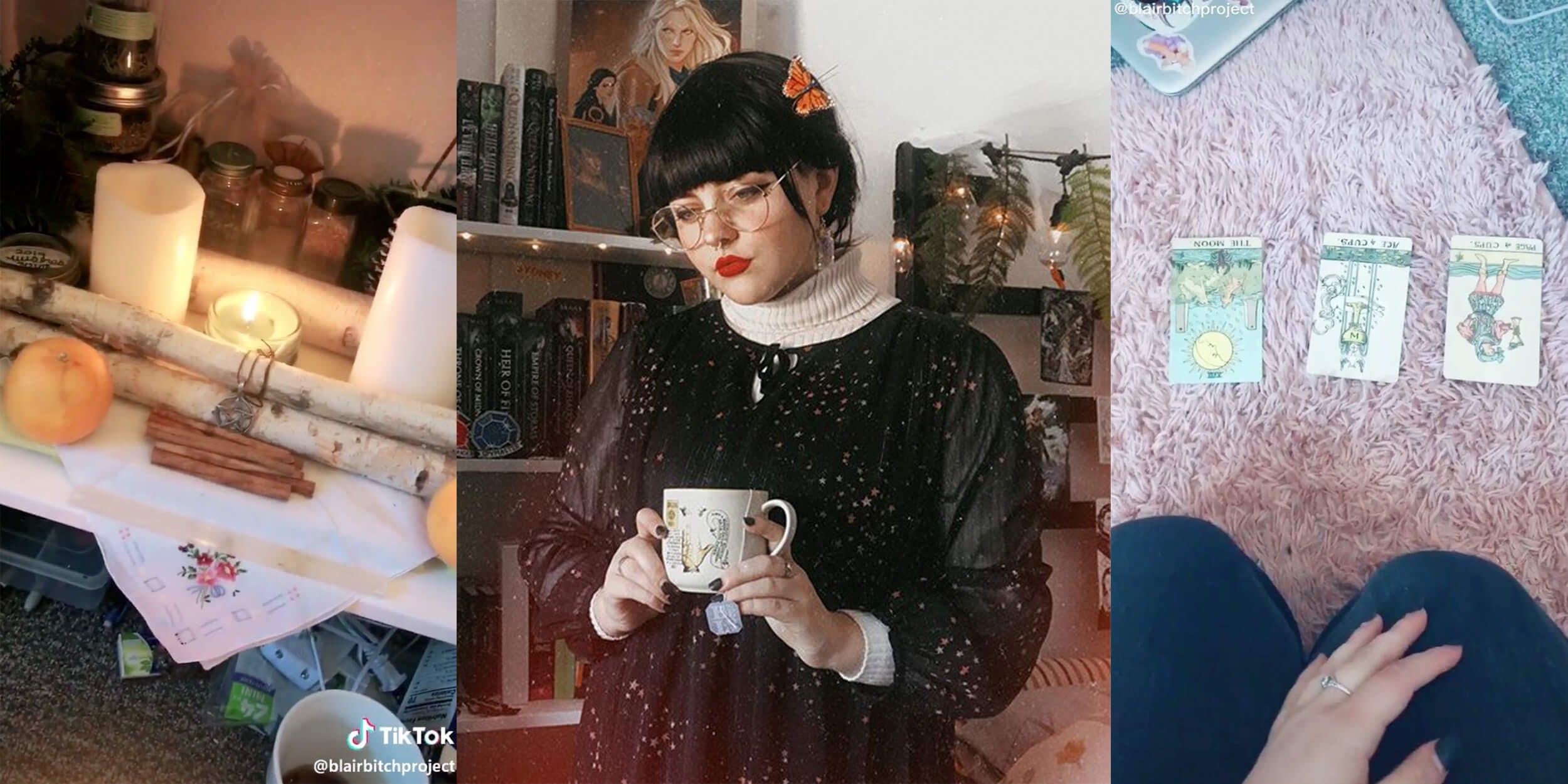 tiktok witches blairbitchproject