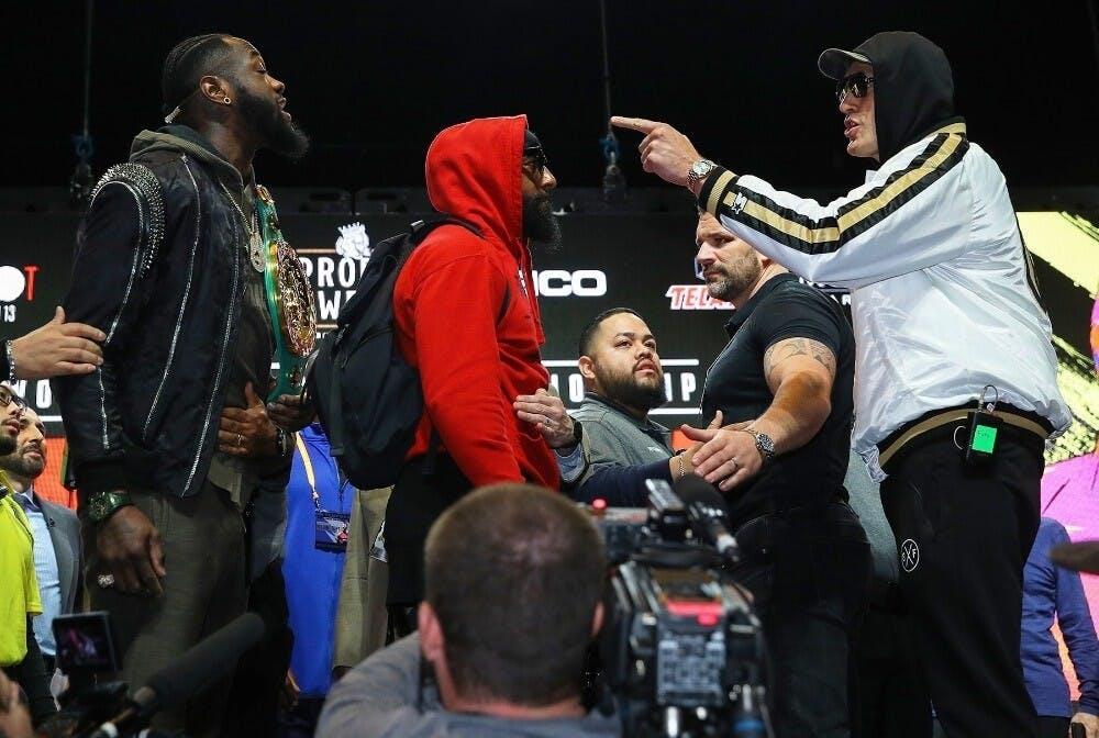 Tyson Fury vs Deontay Wilder live stream ESPN Fox PPV