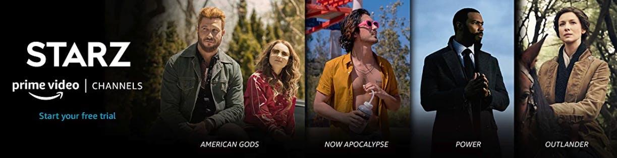 watch outlander season 5 on Amazon Starz