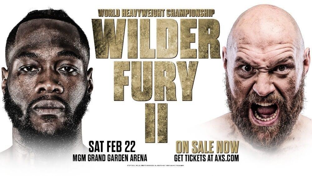 Wilder vs Fury live stream ESPN Fox PPV