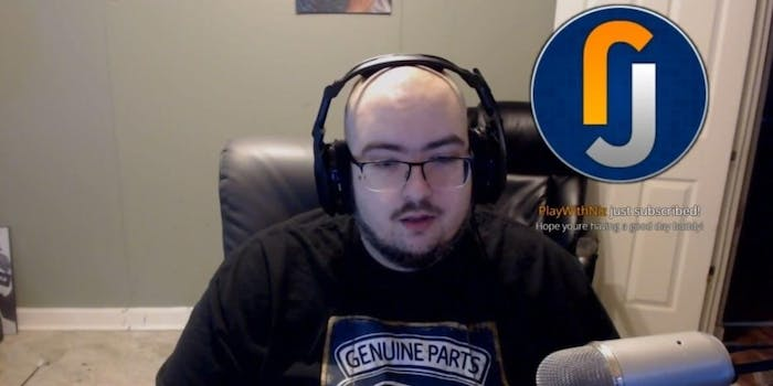 Wings of Redemption Twitch donations