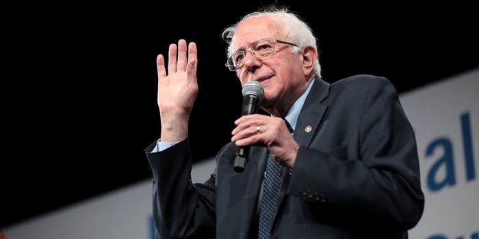 Bernie Sanders New York Times Soviet Union