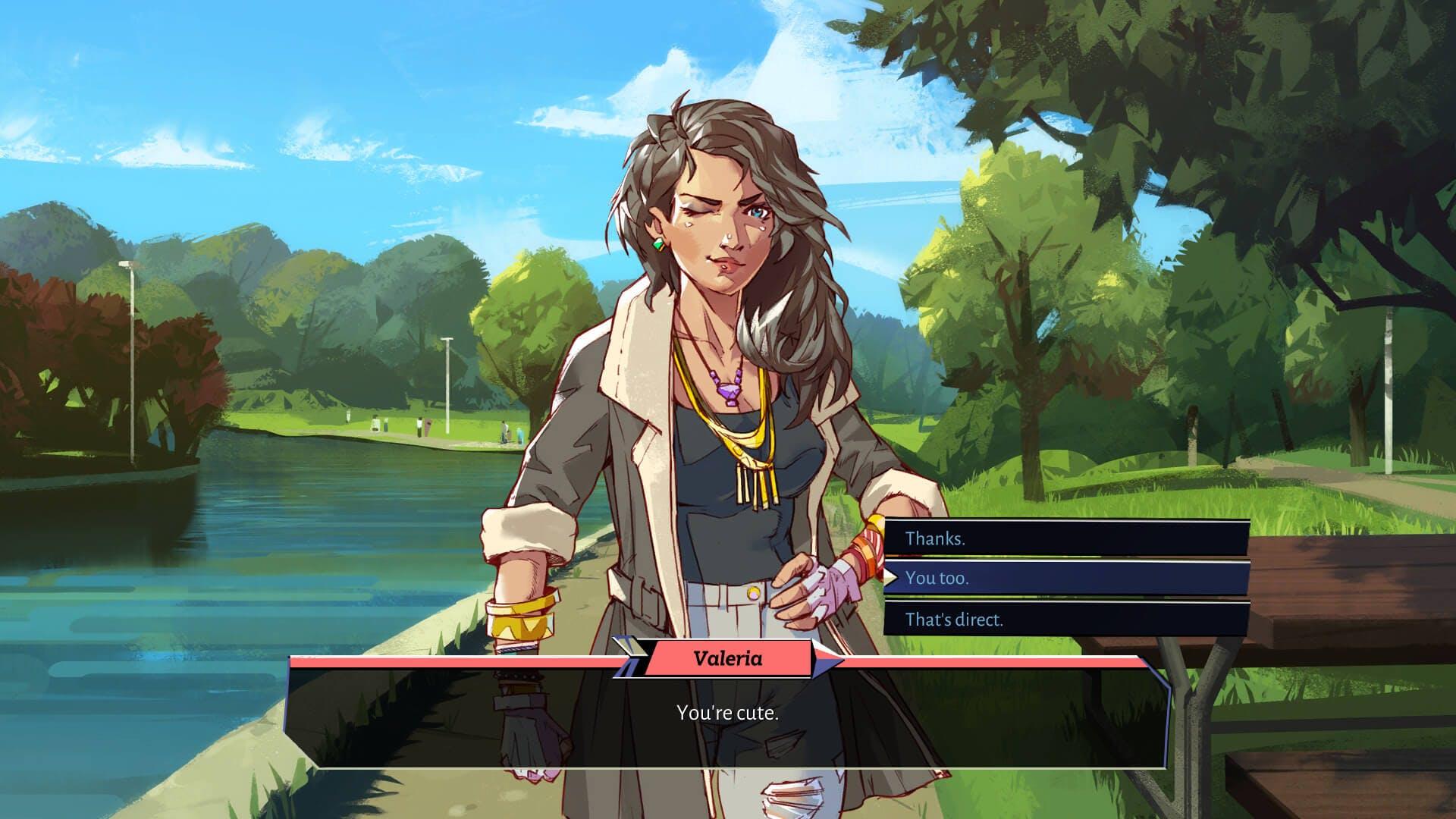 Boyfriend Dungeon Queer Game