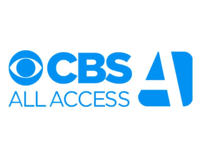 cbs all access 640 x 500 logo