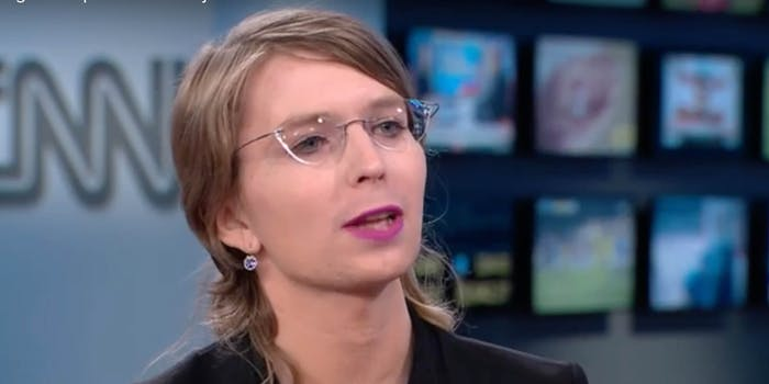 Chelsea Manning's release ordered by judge