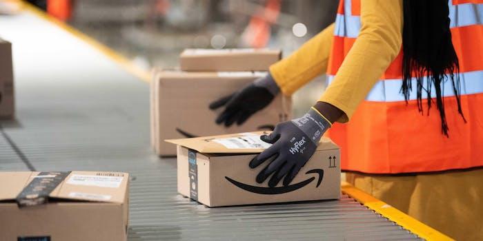 Chris Smalls Amazon Strike Fired