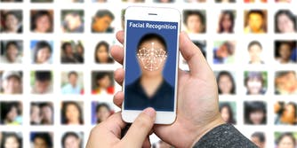 Clearview AI Facial Recognition Rich People