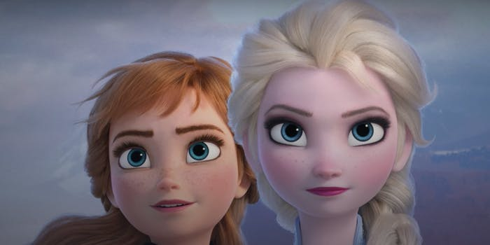 Frozen 2 early release