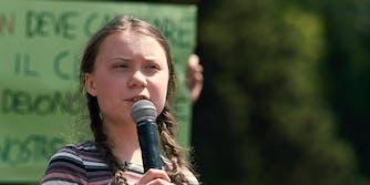 Greta Thunberg Coronavirus