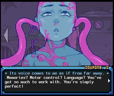 Hardcoded Trans Porn Slime Queen