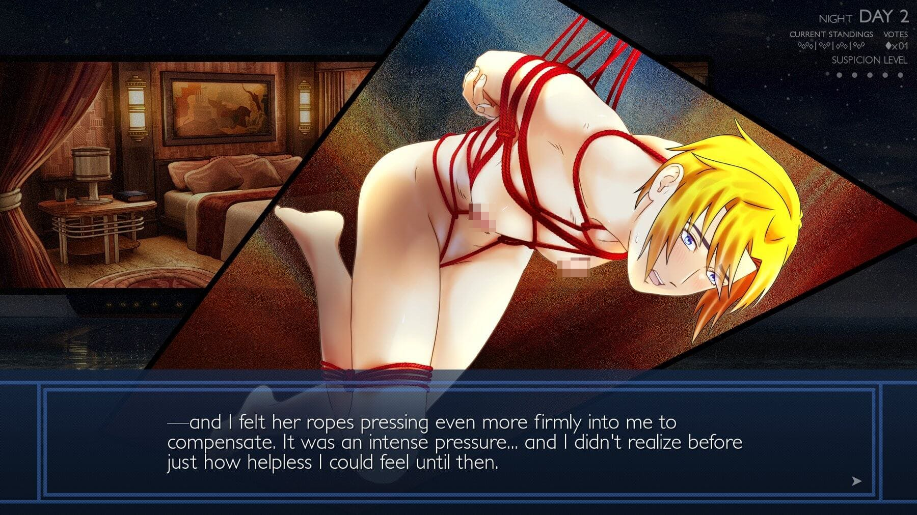Ladykiller in a Bind Queer Adult Game