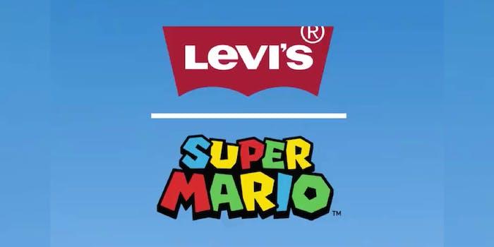 Levi's - Nintendo