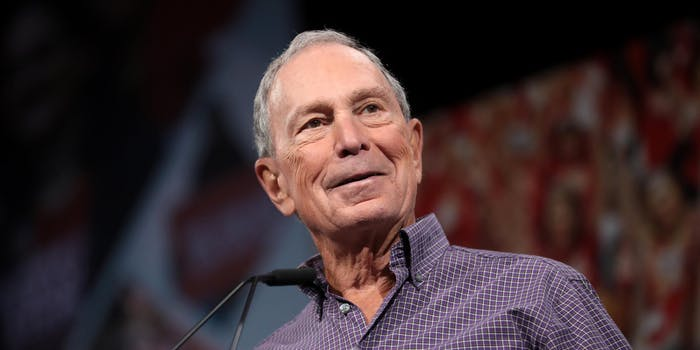 Michael Bloomberg suspends 2020 campaign