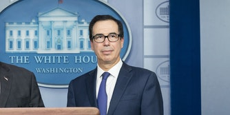 Mnuchin Unemployment Numbers Not Relevant