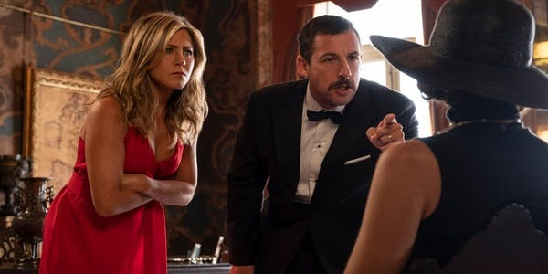 Murder Mystery Adam Sandler movies ranked