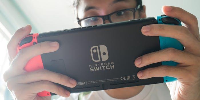 Nintendo online services down