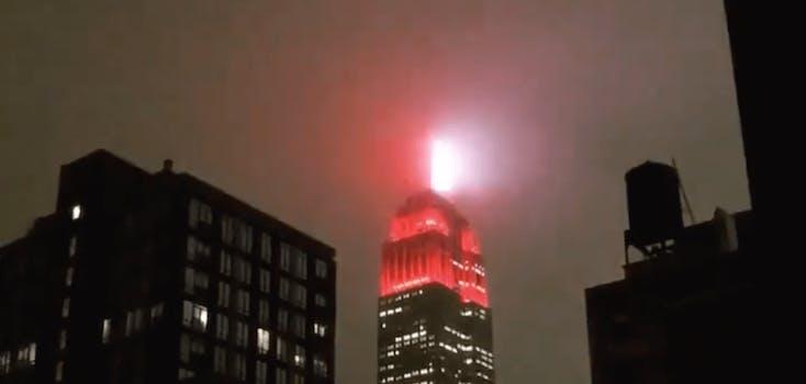empire state building siren
