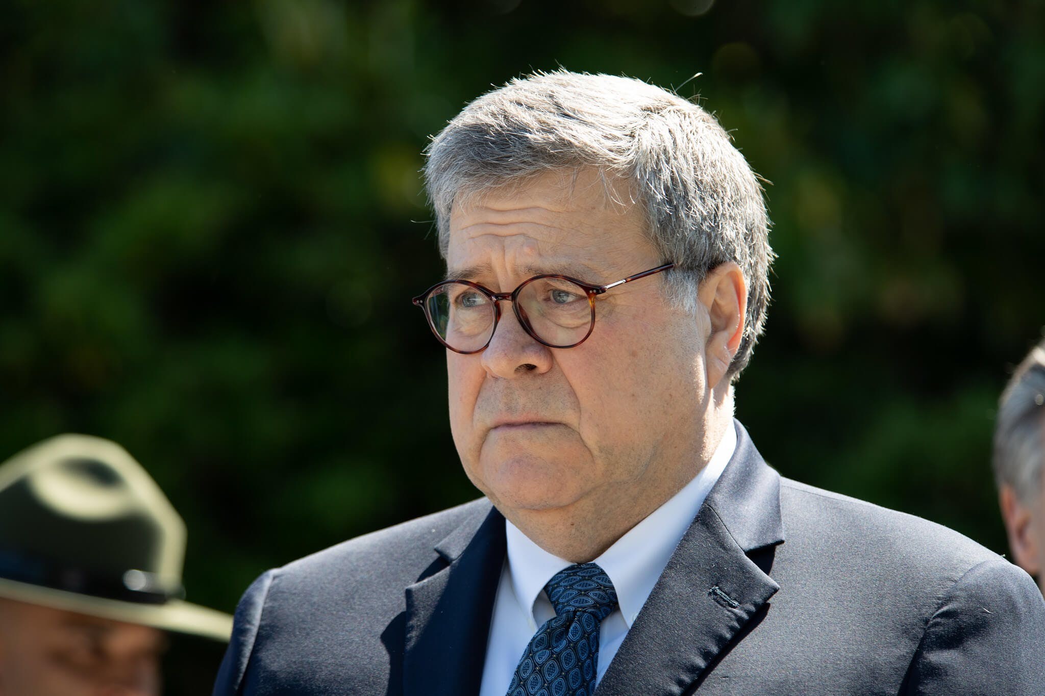 The EARN IT Act Attorney General Bill Barr