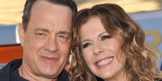 Tom Hanks - Rita Wilson