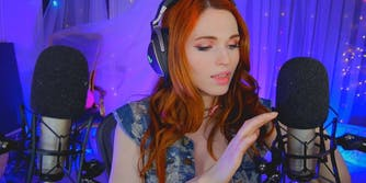 Amouranth Twitch ban