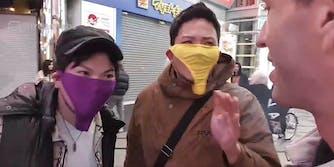 Cjay Twitch coronavirus face masks underwear