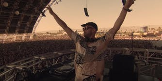FISHER at Coachella in 2019