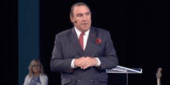Pastor Rodney Howard-Browne