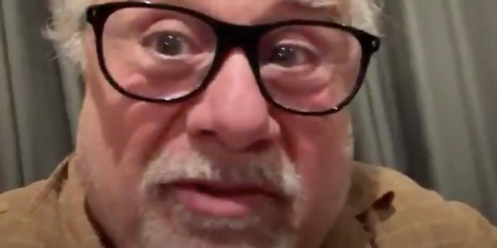 Danny DeVito in coronavirus video asking people to stay inside